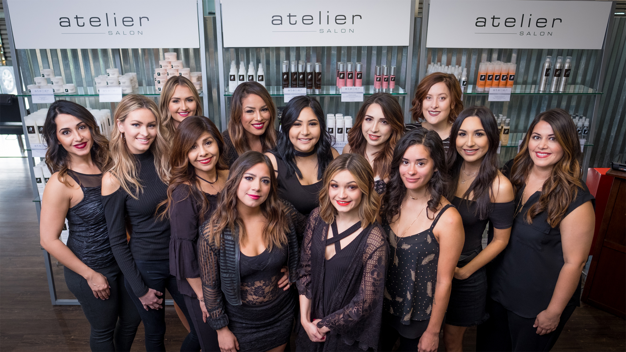 About Atelier Salon Corpus Christi Beauty Salon Hair Salon